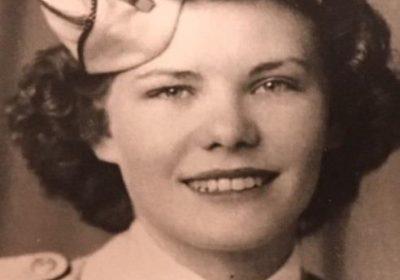 Leila Morrison WWIIFlyer