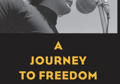 Book Cover for Kent Blansett A Journey to Freedom
