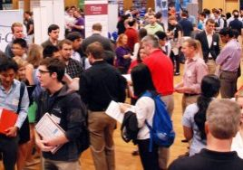 UNC career-fair-2015