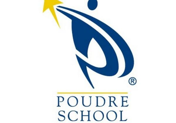 The officil logo of the Poudre School District
